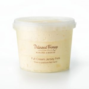 Dalewood Fromage Full Cream Jersey Feta SquareJPG Silver