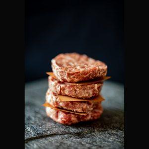 Jansen Pure Beef Patty