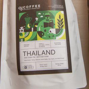 CY Coffee Mai Chan Sinthop Farm Farm Washed Thailand